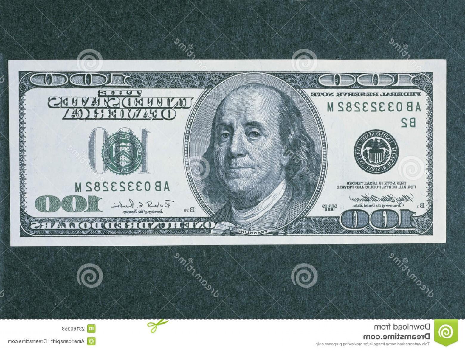 1560x1178 100 Dollar Bill Vector Lazttweet