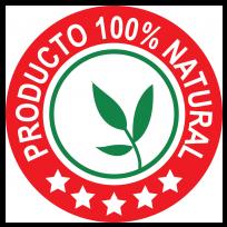 204x204 Free Download Of Producto 100% Natural Vector Logo