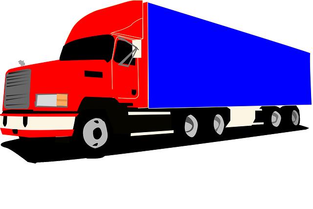640x427 19 Vector Trucking 18 Wheeler Huge Freebie! Download For