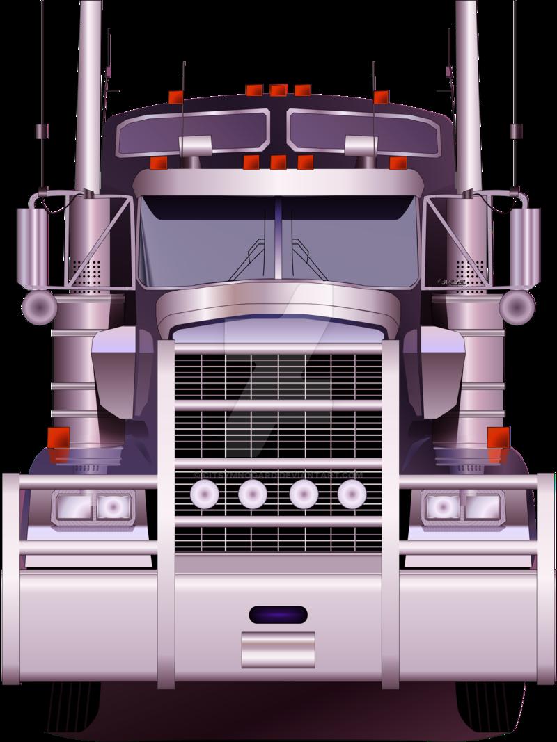 800x1067 Vector Truck