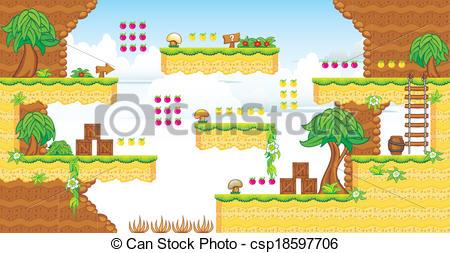 450x253 2d Tileset Platform Game 32. Tile Set Platform For Game