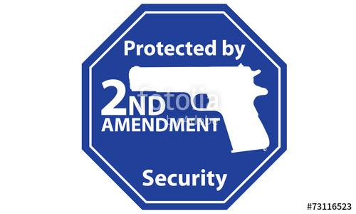 2nd Amendment Vector At Getdrawings Free Download