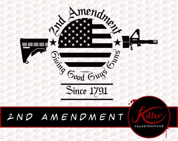 2nd Amendment Vector at GetDrawings | Free download