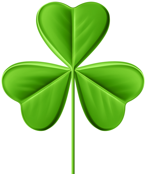 3 Leaf Clover Vector