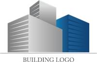 200x127 3d Building Design Logo Vector (.ai) Free Download