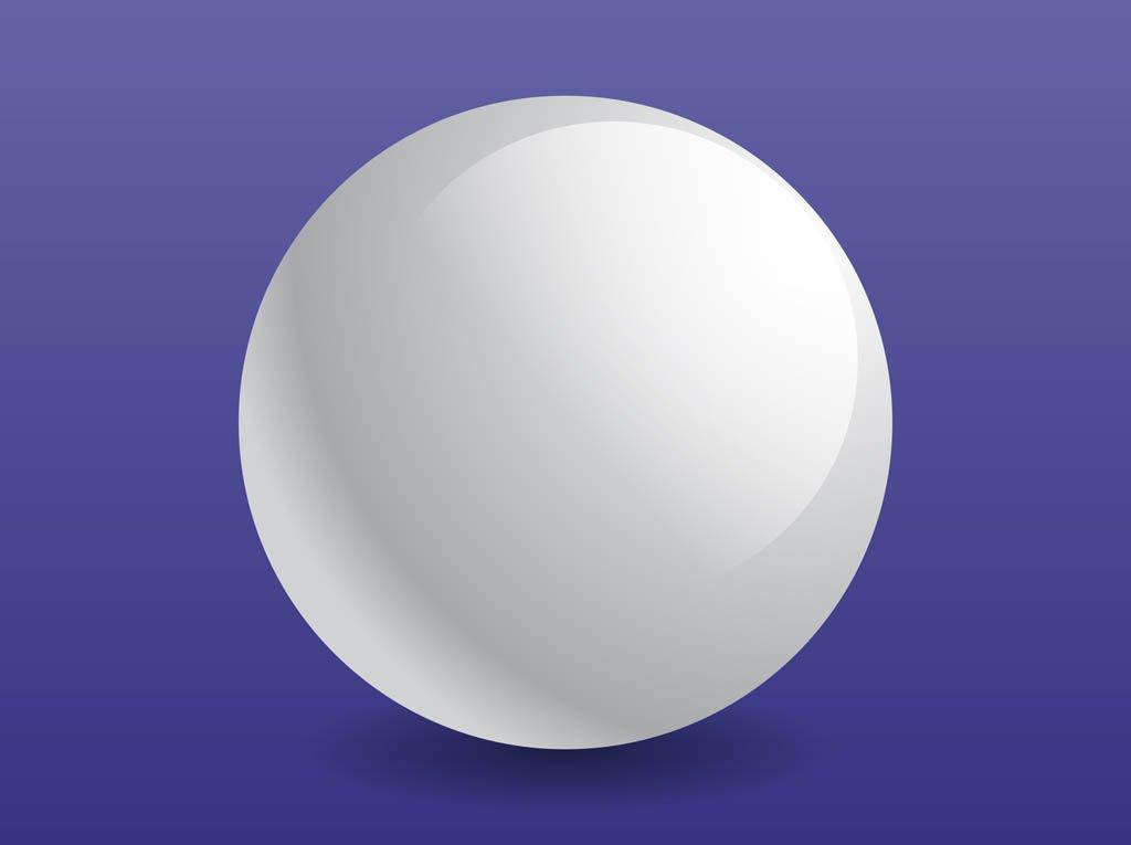 3d Circle Vector