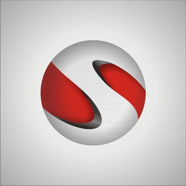 600x600 Create A Realistic 3d Sphere Logo From Scratch Using Coreldraw