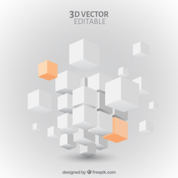 626x626 3d Cube Vectors, Photos And Psd Files Free Download