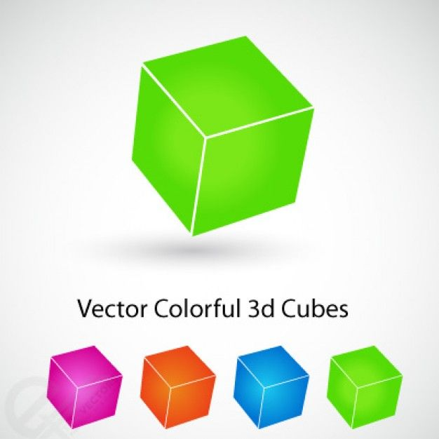 626x626 Colorful 3d Cubes Logos Logo Branding, Logos And Icons