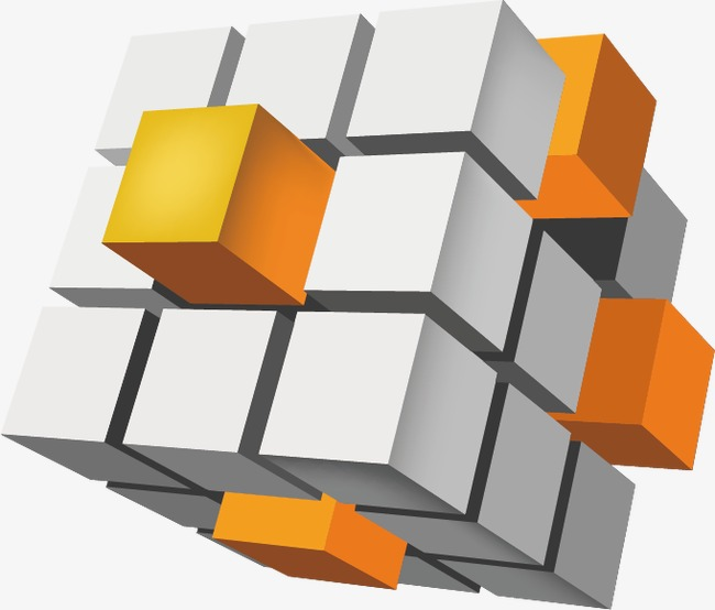 650x554 3d Cube, Cube Vector, 3d, Three Dimensional Png And Vector For