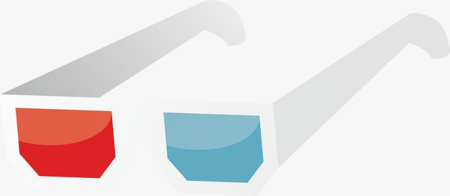 650x284 3d Glasses Vector, The Film, White, Glasses Vector Png And Vector