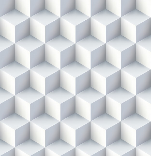 626x643 Abstract Background With A 3d Pattern Vector Free Download