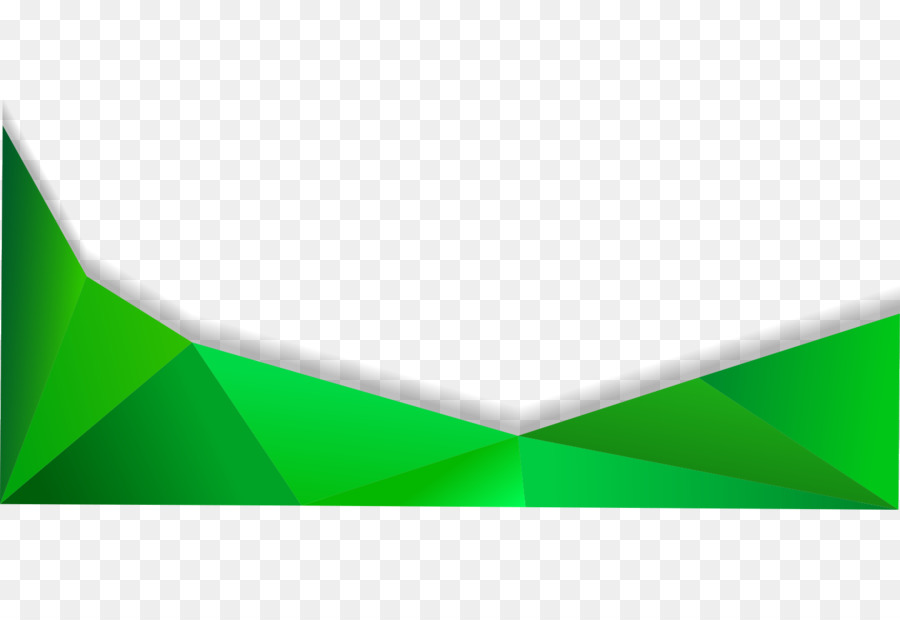 900x620 Triangle Green Pattern