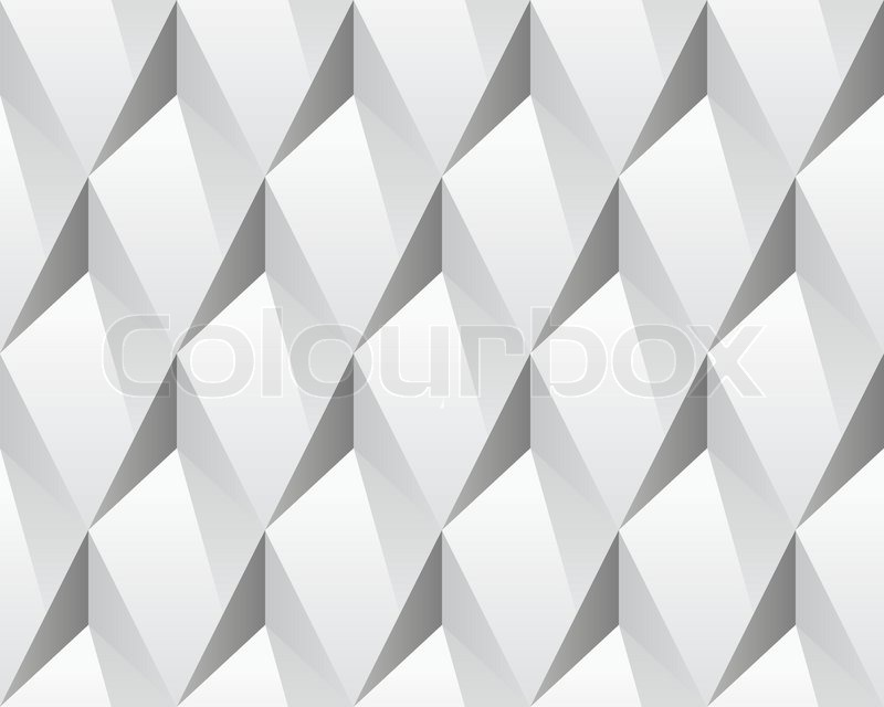 800x640 White 3d Abstract Seamless Texture Vector Stock Vector Colourbox