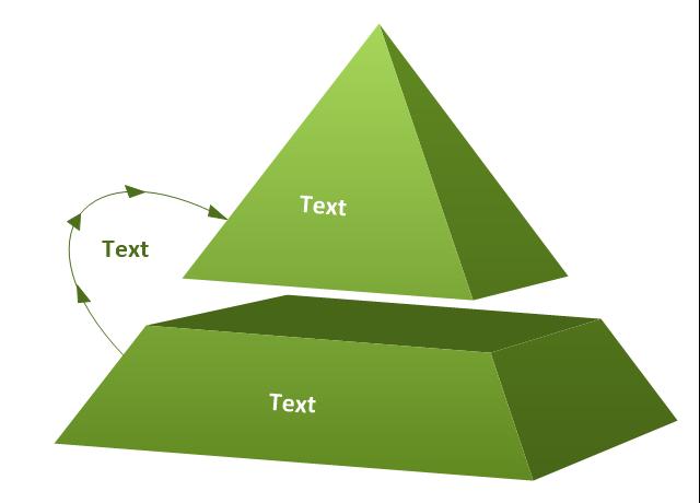 3d Pyramid Vector