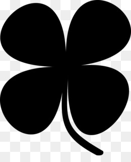 4 Leaf Clover Vector