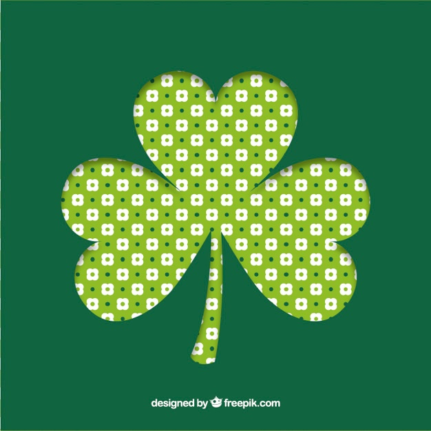 626x626 Four Leaf Clover Vectors, Photos And Psd Files Free Download