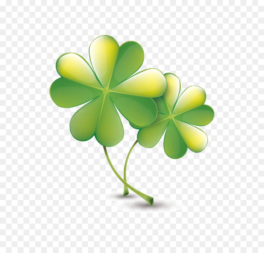 900x860 Four Leaf Clover Red Clover Icon