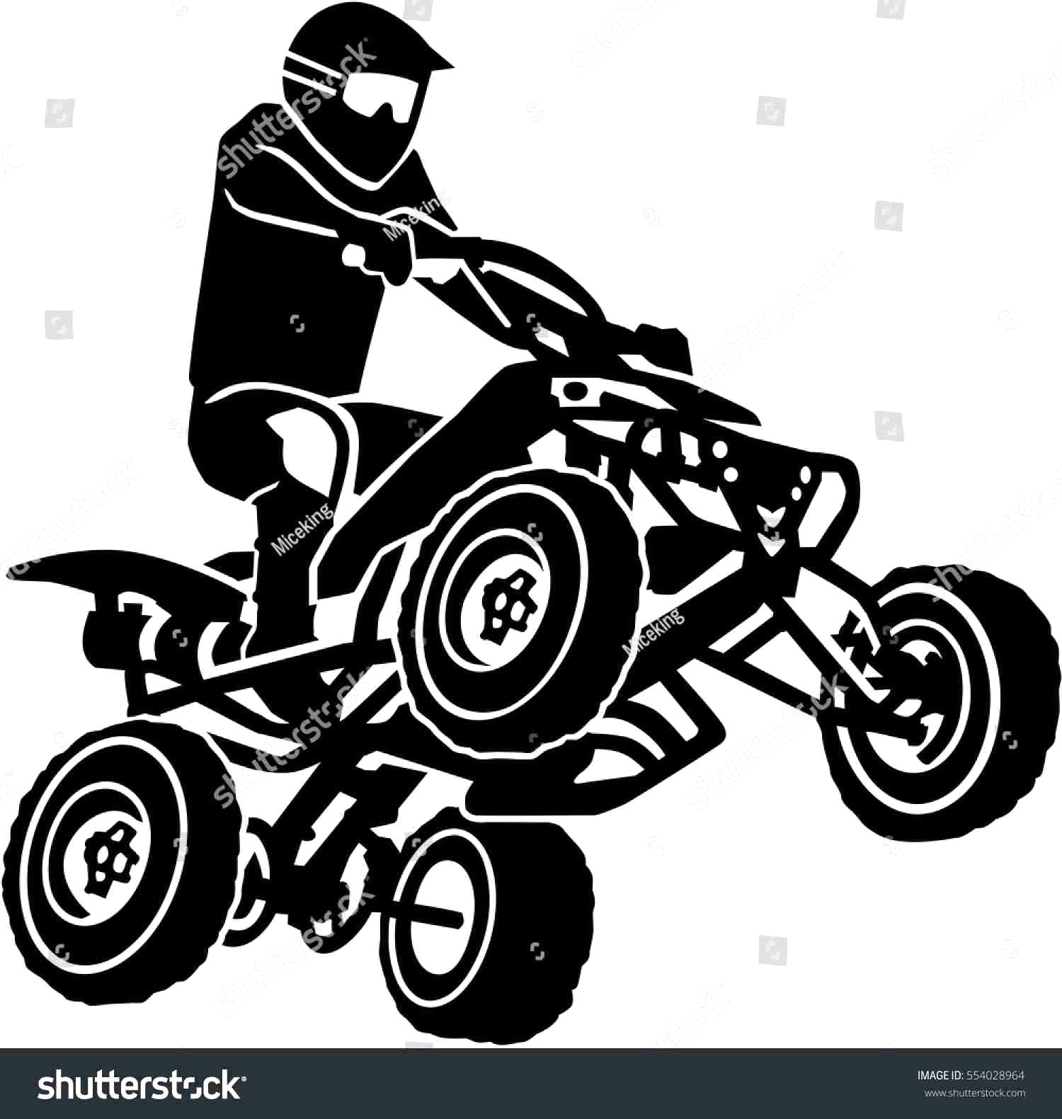 1500x1581 Four Wheeler Clip Art