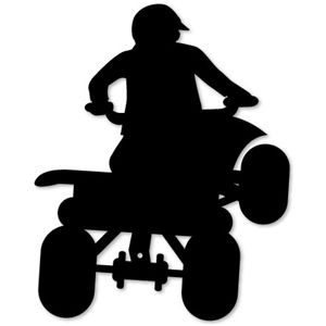 300x300 Four Wheeler Sport Silhouettes, Vectors, Clipart, Svg, Templates