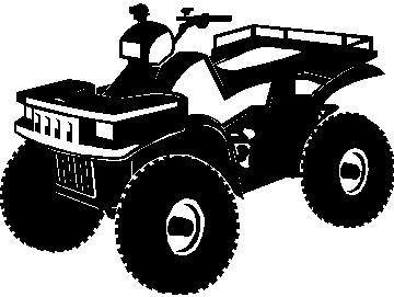 360x271 4 Wheeler Decal Sticker Design 1