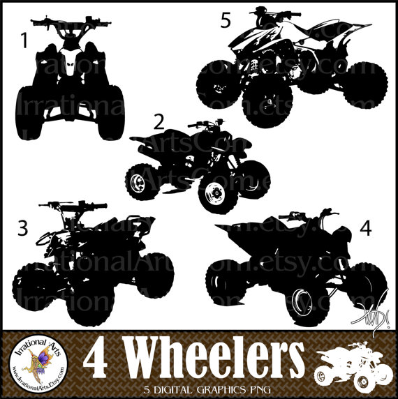 570x572 4 Wheeler Vector