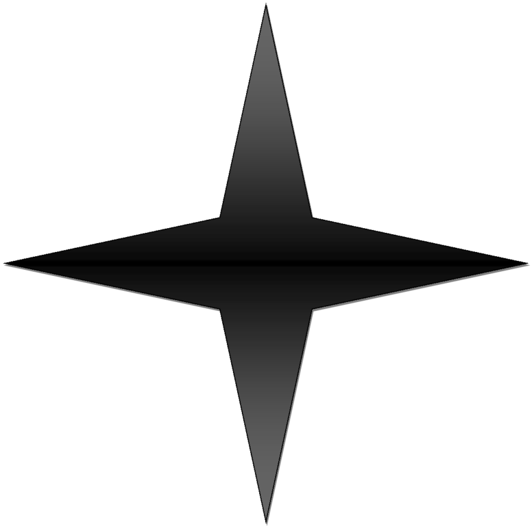 5 Point Star Vector