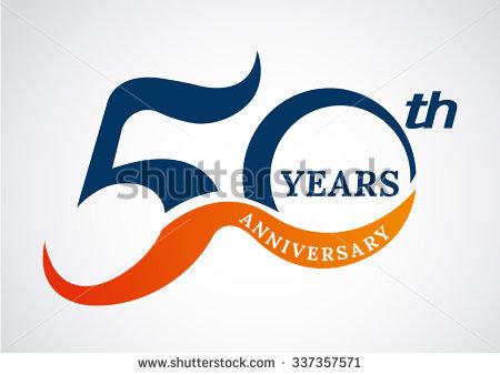 450x338 50 Anniversary Logo Design Template Logo 50th Anniversary Years