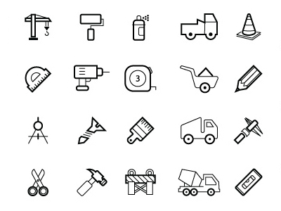 400x300 Download 50 Free Vector Construction Icons By Webmaster