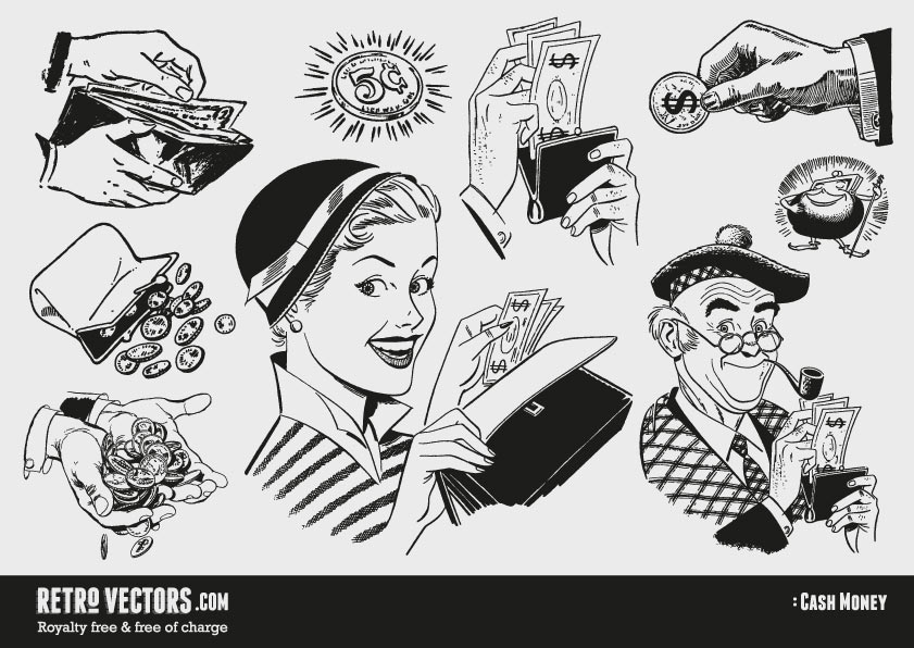 50s Vector at GetDrawings com   Free for personal use 50s