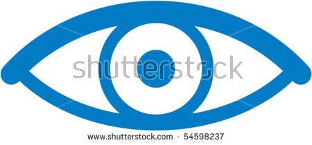 450x210 Eye Vector