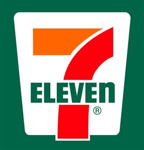 289x300 7 Eleven Logo Vector (.eps) Free Download