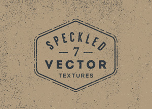 300x215 7 Speckled Vector Textures Graphicburger