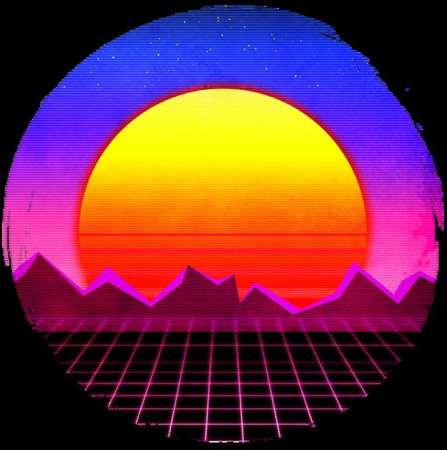 80s Vector Graphics