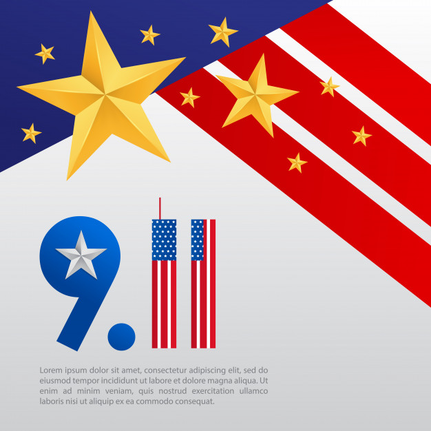 626x626 911 Poster With A Star And The Rank Of General In The United