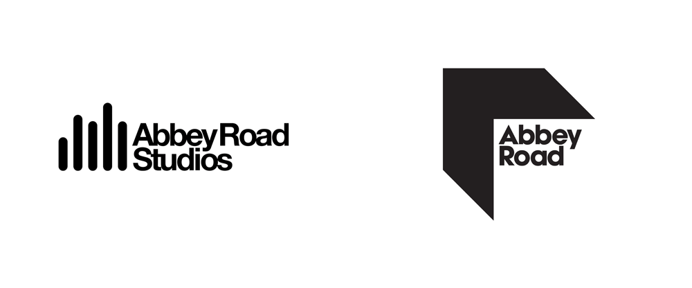 1000x416 Brand New New Logo And Identity For Abbey Road Studios By Form