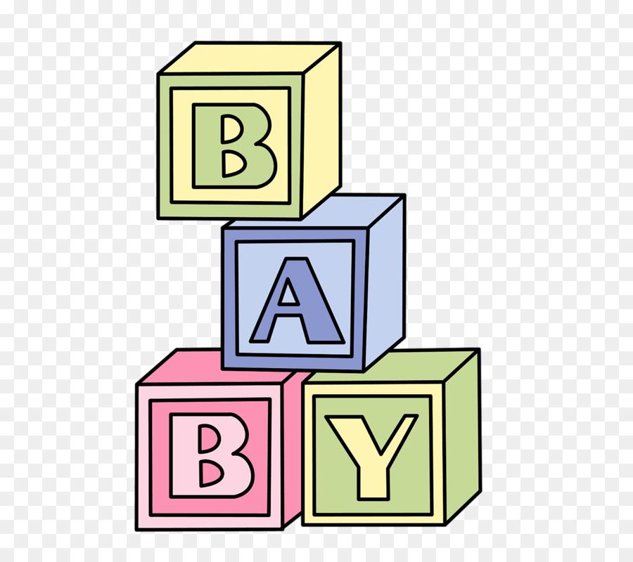 900x800 Baby Block Clip Art