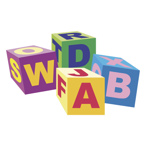 512x512 Cartoon Abc Blocks 02