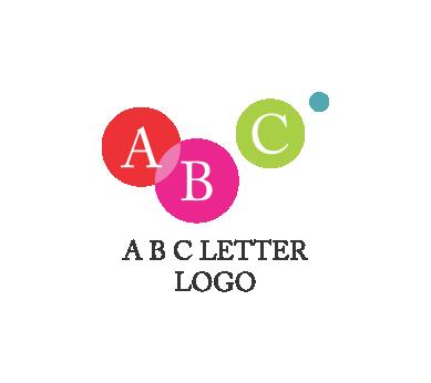 389x346 Vector Alphabet A B C Letter Logo Inspiration Download Alphabet