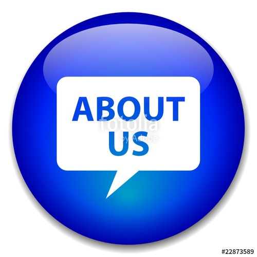 500x500 About Us Web Button (Contact Website Company) Stock Image And