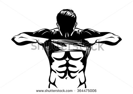 450x319 6 Pack Abs Graphic Free Download