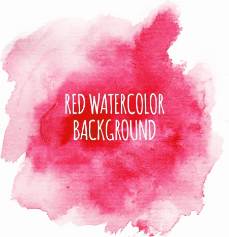451x468 Abstract Grunge Background Watercolor Red Decor Vectors Stock In