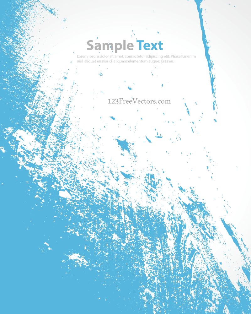 800x1000 Blue Grunge Background 123freevectors