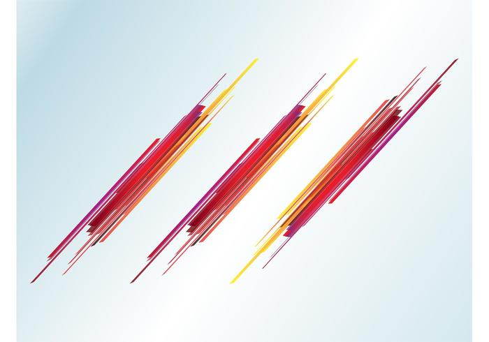 700x490 Abstract Lines Vector