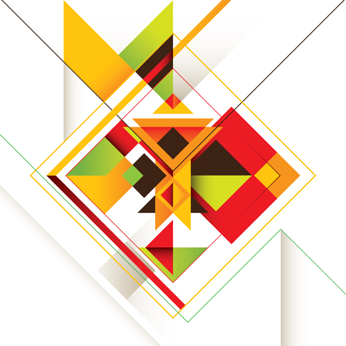 Abstract Shapes Vector At Getdrawings Com Free For