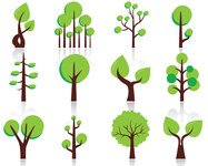 187x150 Free Download Of Tree Vector Graphics And Illustrations