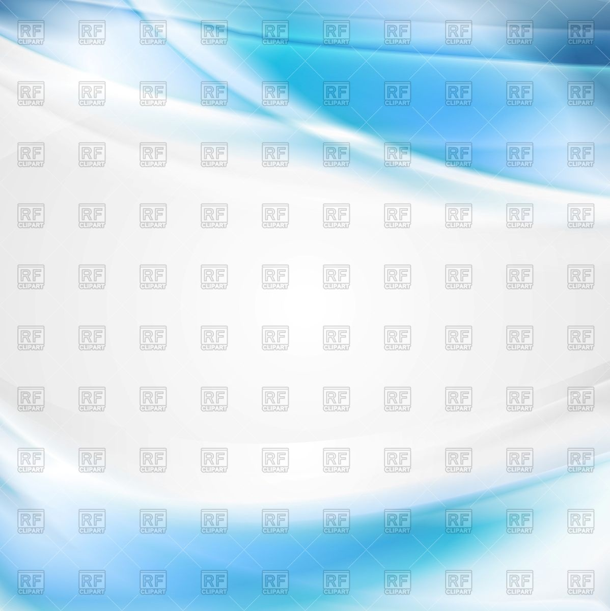 1198x1200 Abstract Light Gray Background With Blue Waves Vector Image