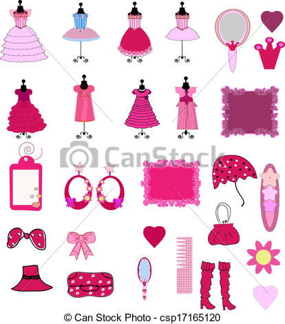 414x470 Cute Dress And Accessories.
