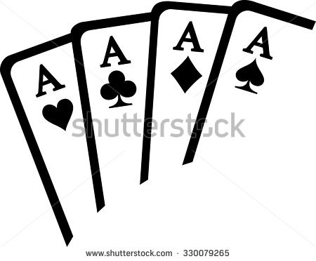 450x372 Collection Of Free Aces Clipart Card Game. Download On Ubisafe
