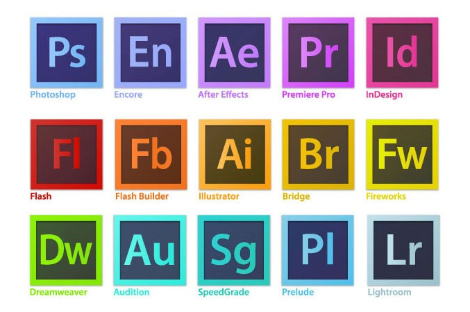 677x450 Free Adobe Cs6 Vector Icons For Download